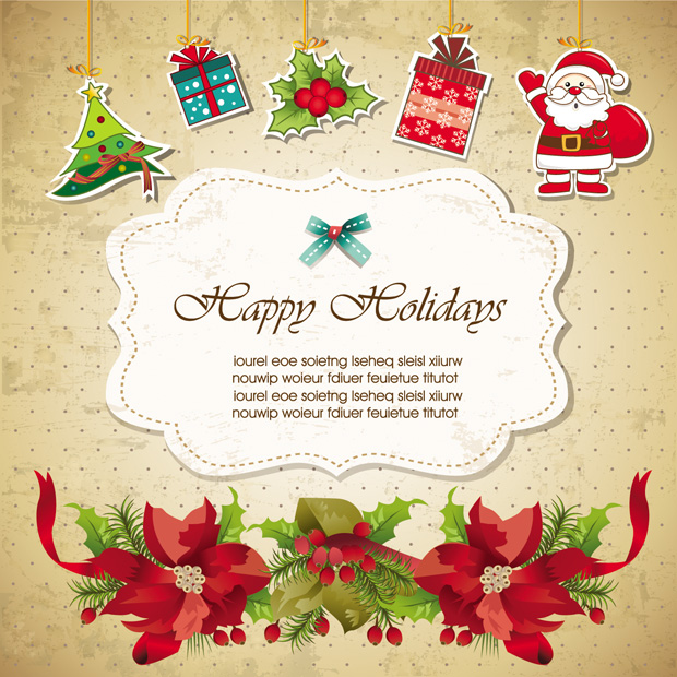 Christmas Party Invitations and Christmas Party Invitation Wording – Christmas Party Invitation Card