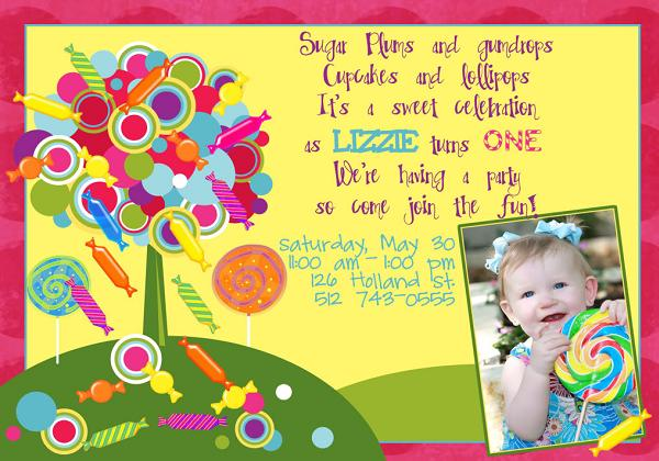 Sample Birthday Invitation  How To Word A Birthday Invitation