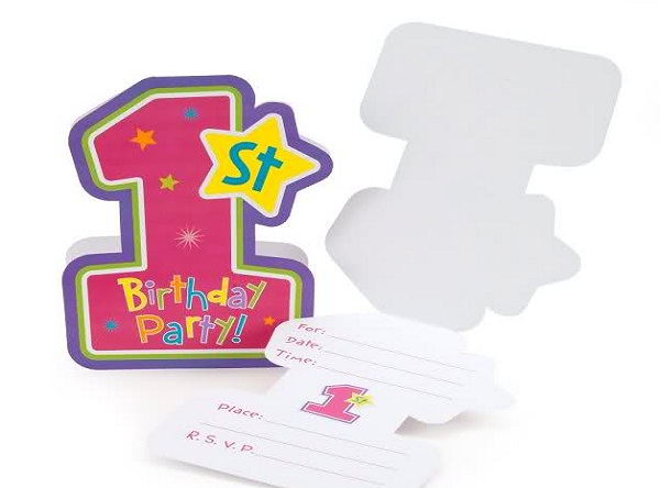 First birthday invitation wording and 1st birthday invitations easyday birthday party invitation stopboris Gallery