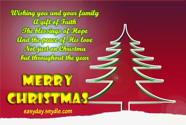 Top merry christmas wishes and messages easyday christmas image greetings m4hsunfo