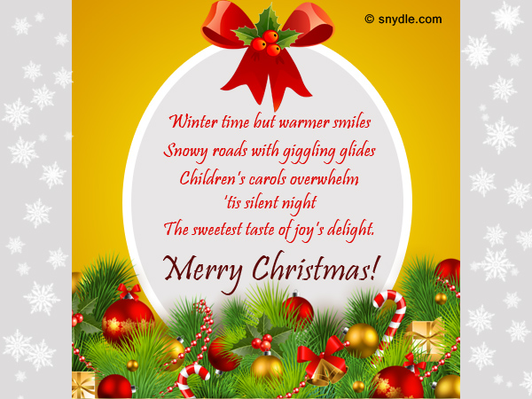 Charmant Christmas Quotes