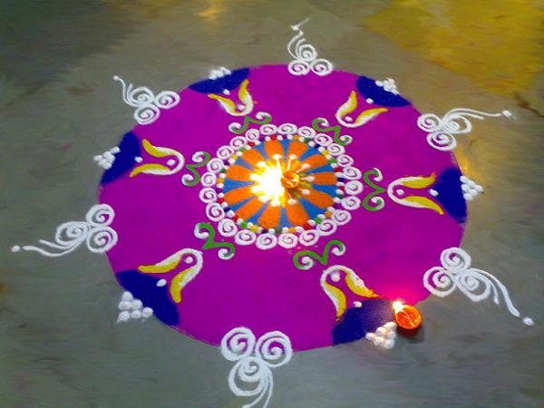 diwali-rangoli-designs-with-dots
