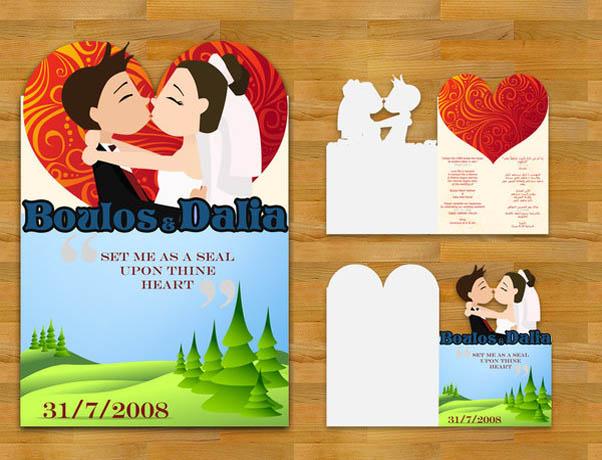 Diy wedding invitation cards easyday diy wedding invitation cards stopboris Images