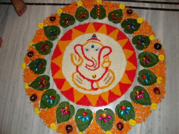 20 Beautiful Rangoli Patterns And Designs Easyday