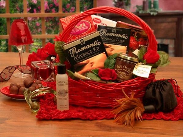 Birthday Gift Ideas For A New Boyfriend Basket Him