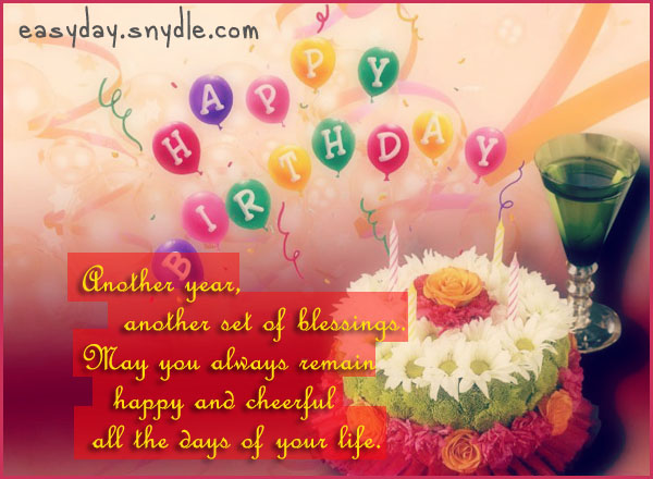 Birthday wishes messages and greetings easyday happy birthday wishes messages m4hsunfo