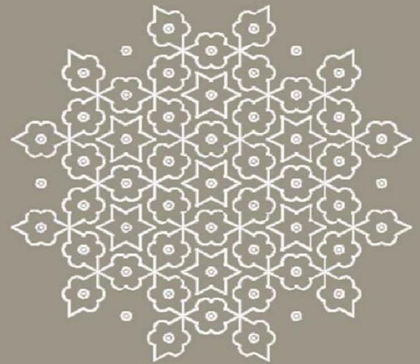 kolam-with-dots