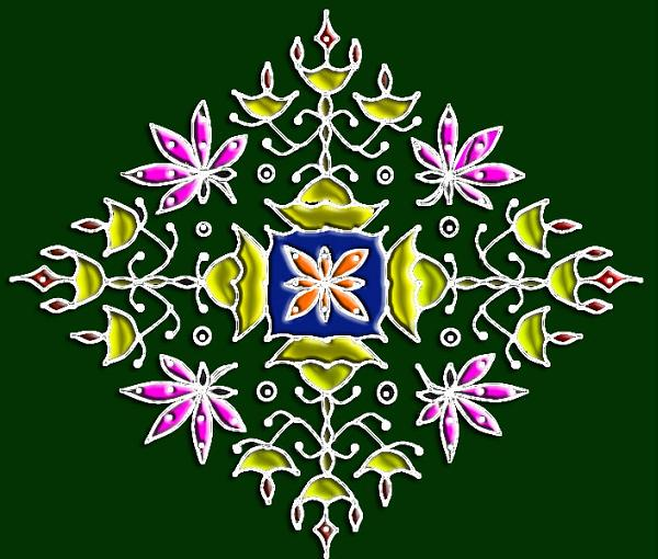 rangoli-design-with-dots