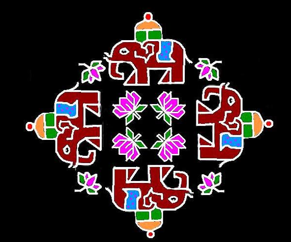 rangoli-designs-with-dots-for-competition