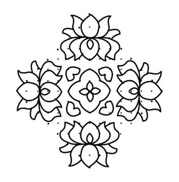 rangoli-with-dots-06