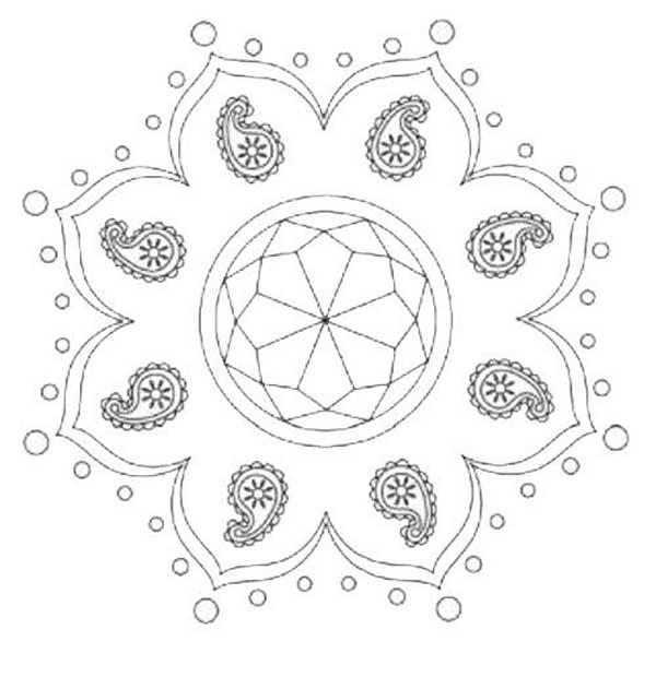 rangoli-with-dots-patterns