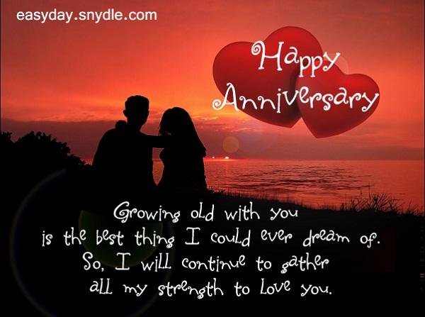 Wedding Anniversary Wishes Easyday