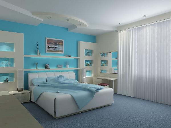 Master Bedroom Design 2 Ideas