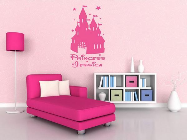 pink-design-for-girls-bedroom-ideas