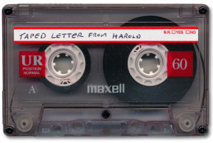 Audio-love-letter