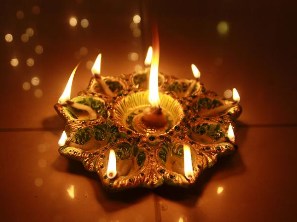 A Beautiful Diwali Decoration