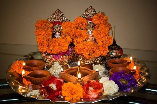 diwali-puja-thali