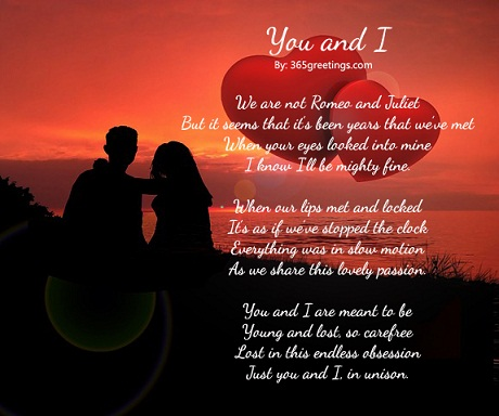 Romantic Love Wallpaper For Gf : Love Poems For Him For Her for The One You Love for Your boyfriend for a girl for a girlfriend ...