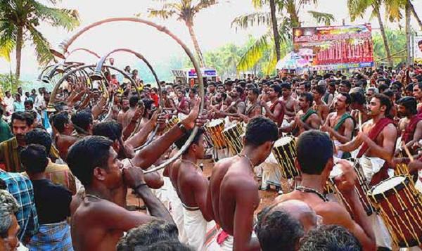 Thrissur-pooram-images