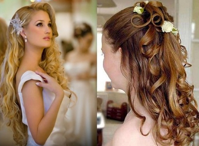 Wedding Hairstyles For Long Hair How To : ... Hairstyle For Long Hair, Beauty, Wedding Hairstyles, Hairstyles Long