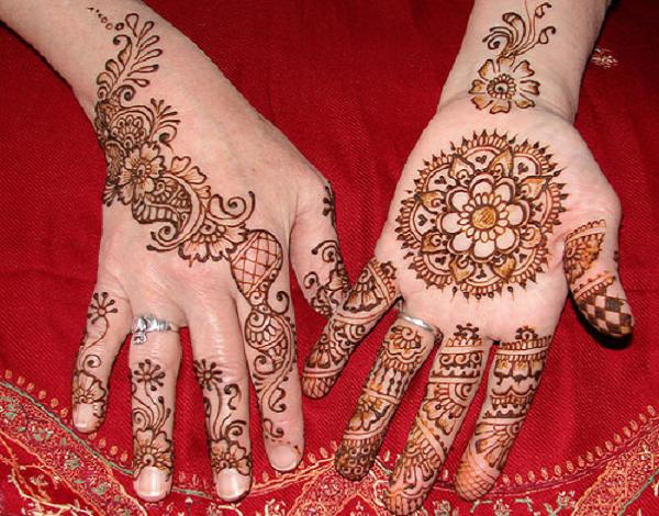 Mehndi Hands Designs : Arabic mehndi designs for hands 1 easyday