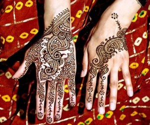 Mehndi Designs For Palm : Amazing bridal mehndi designs for hands