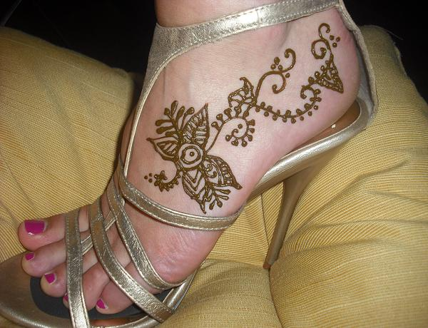 Mehndi Patterns For Legs : Best ultimate dulhan mehndi design for legs bridal wear