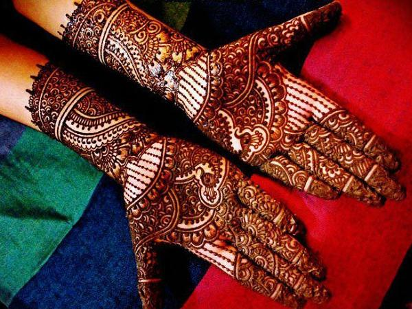 Mehndi Beautiful Design Images : Simple arabic mehndi designs for hands easyday