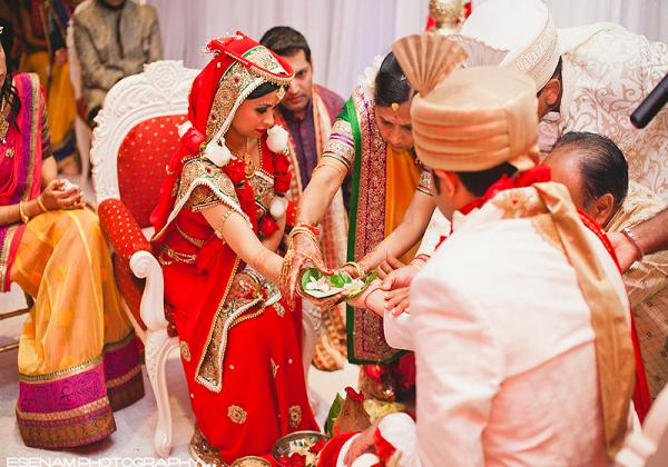 Hindu marriage traditions and wedding rituals in saudi