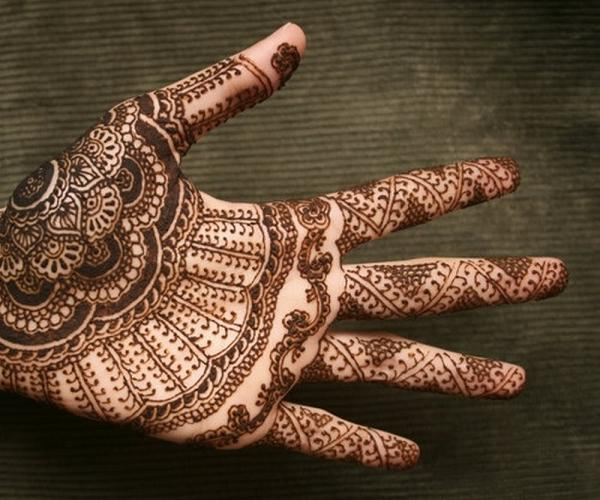 Mehndi Designs Please : Simple and latest mehandi designs easyday