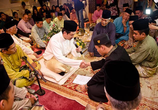 Muslim-wedding-ceremony