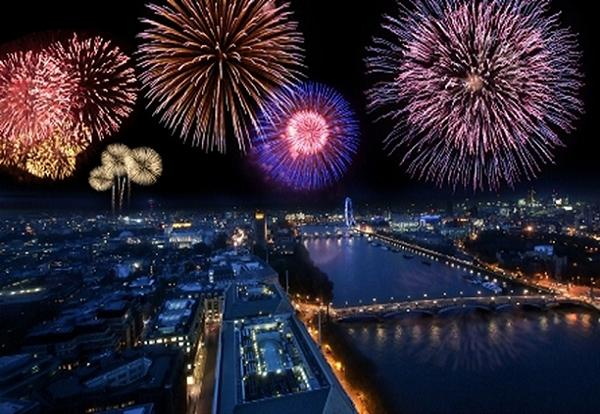 New-years-eve-fireworks-London