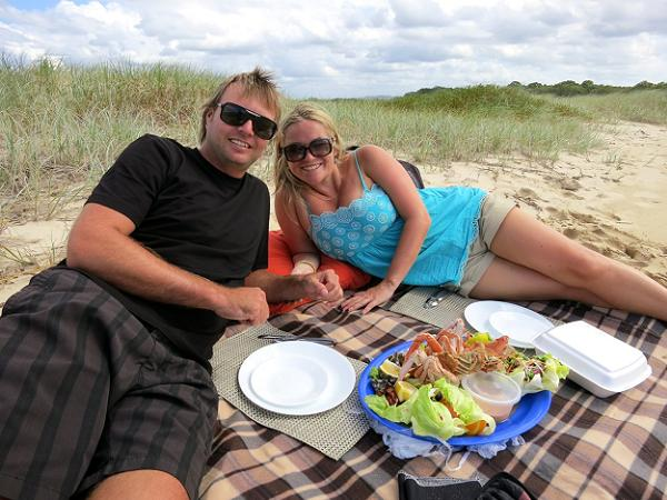 Romantic--picnic-cruise
