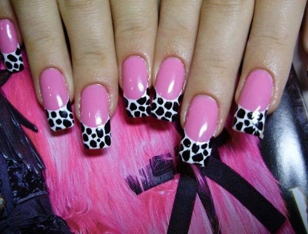 acrylic-nail-art-design