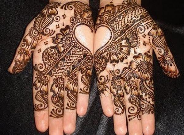 Simple Arabic Mehndi Designs For Hands | Easyday