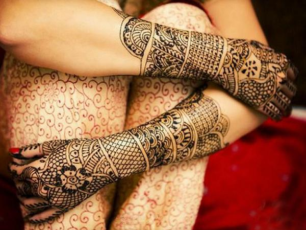 Mehndi Legs Images : Bridal mehndi designs for legs easyday