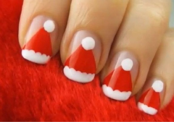 Christmas Nail Art Designs Images Hession Hairdressing