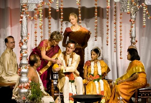East Indian Wedding Traditions