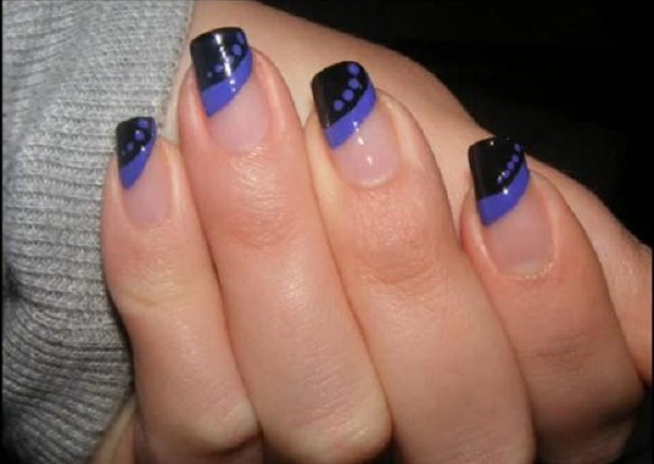 Photos Bild Galeria Nail Art Easy To Do At Home