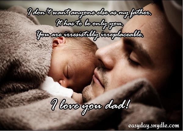 Father Son Love Quotes Glamorous Fathers Day Messages Wishes And Fathers Day Quotes For 2017  Easyday