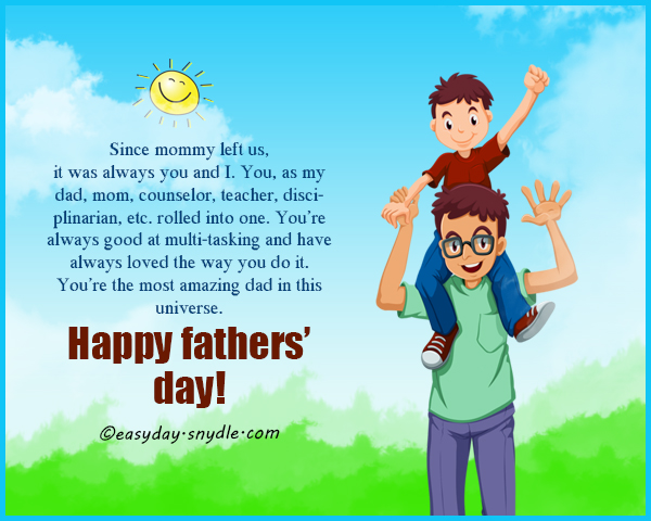 Fathers day messages wishes and fathers day quotes for 2017 easyday happy fathers day messages m4hsunfo