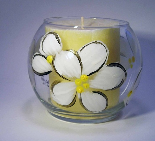 glass-painting-candle-holder