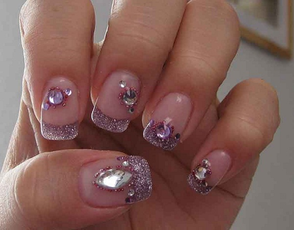 Fake nail designs for girls