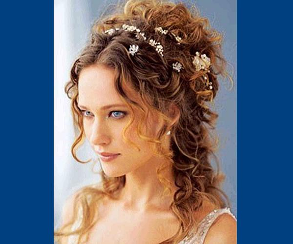 Hair Styles For Spring: 19 Simple Yet Beautiful Wedding Hairstyles