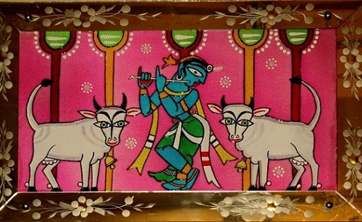 krishna-glass-painting-design