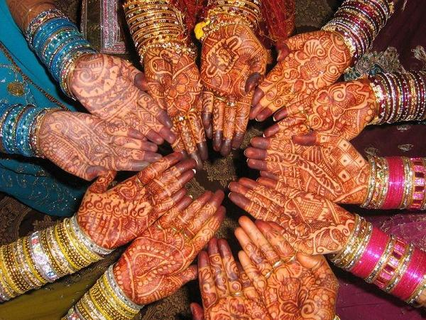 Is mehndi ceremony allowed in islam