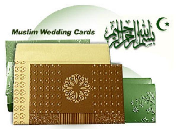 Muslim Wedding Ceremony And Traditions