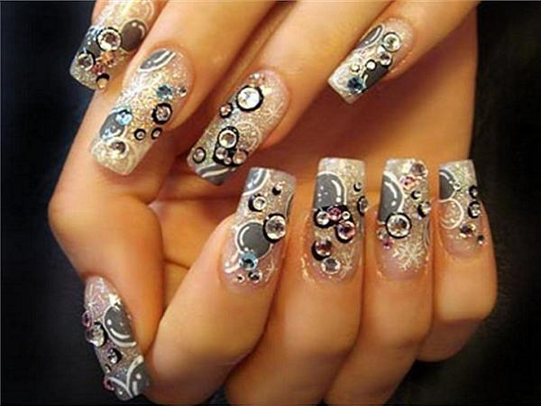 35 animal pattern nail arts