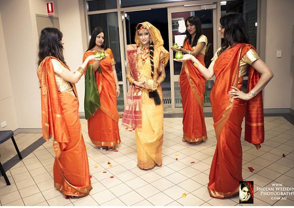 Gaye Holud - Wedding Ceremony, Sydney