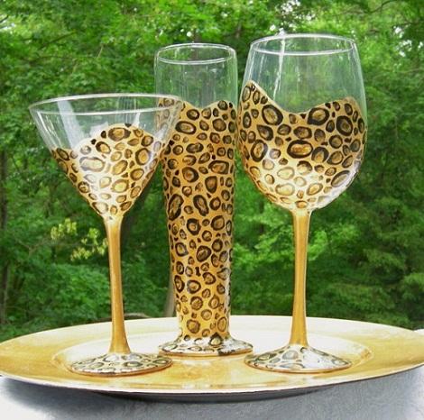 Wine Glass Painting Kit